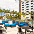 Exterior of Aloft Miami Doral