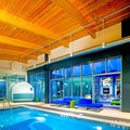 Swimming pool at Aloft Mount Laurel