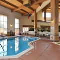 Swimming pool at Amarillo Inn & Suites