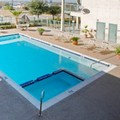 Swimming pool at Americas Best Value Inn
