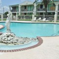 Swimming pool at Americas Best Value Inn Beaumont / I 10