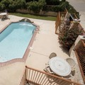 Swimming pool at Americas Best Value Inn Buda / South Austin