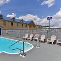 Swimming pool at Americas Best Value Inn Chattanooga / North