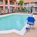 Swimming pool at Americas Best Value Inn Clute / Lake Jackson