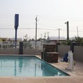 Swimming pool at Americas Best Value Inn Corpus Christi / Port Aransas