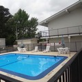 Swimming pool at Americas Best Value Inn Goldsboro