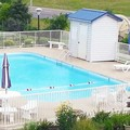 Swimming pool at Americas Best Value Inn Kodak / Sevierville