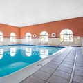 Swimming pool at Americas Best Value Inn Monee / Chicago Area