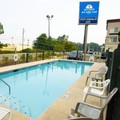 Swimming pool at Americas Best Value Inn & Suites Augusta / Garden City