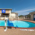 Swimming pool at Americas Best Value Inn & Suites Fort Worth South
