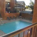 Swimming pool at Americas Best Value Inn & Suites Stockbridge / Atlanta