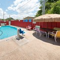 Swimming pool at Americas Best Value Inn The Legends Inn