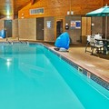 Swimming pool at Americinn Kearney