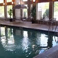Swimming pool at Americinn Lodge & Suites