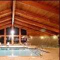 Swimming pool at Americinn of Coon Rapids