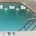 Swimming pool at Amerivu Inn & Suites Cumberland