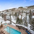 Swimming pool at Antlers at Vail Resort