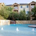 Swimming pool at Arbor Inn & Suites