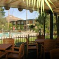 Swimming pool at Arizona Riverpark Inn