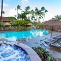 Swimming pool at Aston Maui Kaanapali Villas