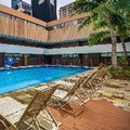 Swimming pool at Aston at the Executive Centre