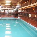 Swimming pool at Auburn Place Hotel & Suites