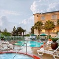 Swimming pool at Ayres Hotel Anaheim