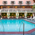 Swimming pool at Ayres Hotel & Suites Costa Mesa