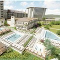 Swimming pool at Barton Creek Resort & Spa