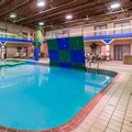 Swimming pool at Baymont Inn & Suites
