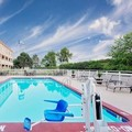 Swimming pool at Baymont Inn & Suites East