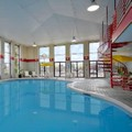 Swimming pool at Baymont Inn & Suites Grand Haven