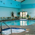Swimming pool at Baymont Inn & Suites Manitowoc