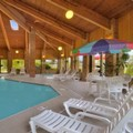 Swimming pool at Baymont Inn & Suites Muskegon