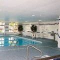 Swimming pool at Baymont Inn & Suites Sioux Falls