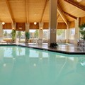 Swimming pool at Baymont Inn & Suites Willows