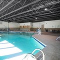 Swimming pool at Baymont Inn & Suites of Ludington