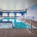 Swimming pool at Baymont Inn & Suites of Mackinaw City