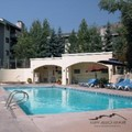 Swimming pool at Beaver Creek West Condominiums