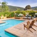 Swimming pool at Bernardus Lodge & Spa