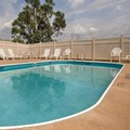 Swimming pool at Best Western Adena Inn