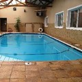 Swimming pool at Best Western Aladdin Inn