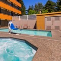 Swimming pool at Best Western Alderwood