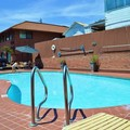 Swimming pool at Best Western Amador Inn