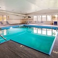 Swimming pool at Best Western Annawan Inn
