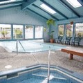 Swimming pool at Best Western Arcata Inn