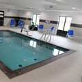 Swimming pool at Best Western Ardmore