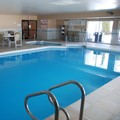 Swimming pool at Best Western Baraboo Inn