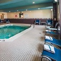 Swimming pool at Best Western Barrie