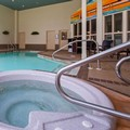 Swimming pool at Best Western Belleville